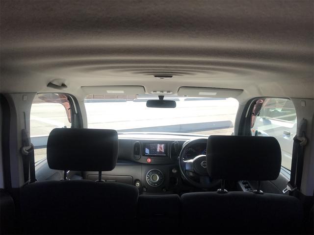 「日産」「キューブ」「ミニバン・ワンボックス」「山口県」の中古車5