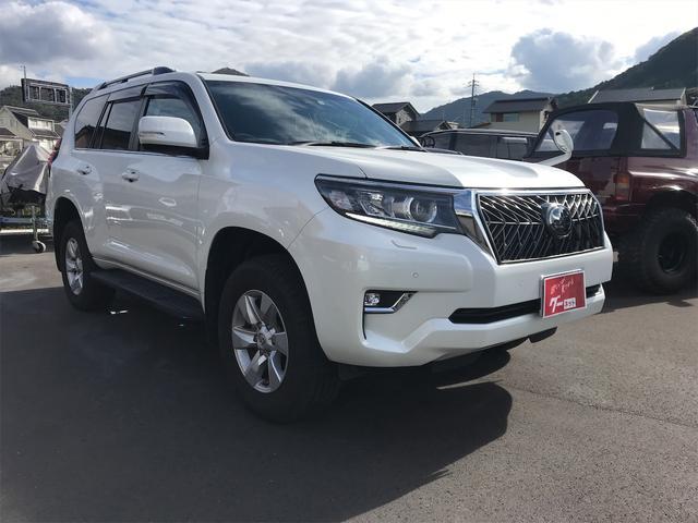 「トヨタ」「ランドクルーザープラド」「SUV・クロカン」「山口県」の中古車14