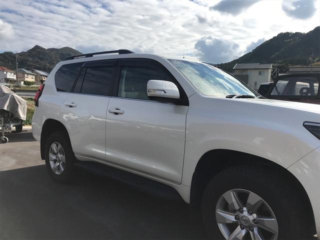 「トヨタ」「ランドクルーザープラド」「SUV・クロカン」「山口県」の中古車16