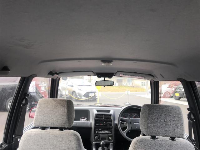 ノマド 4WD 5名乗り 5MT 記録簿 ノーマル車(3枚目)