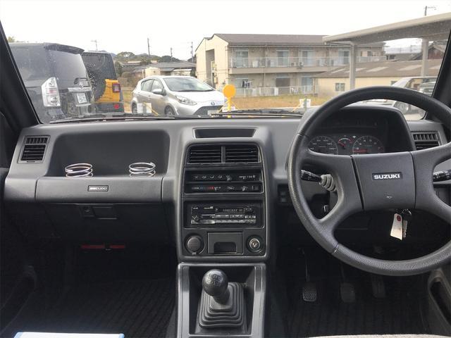 ノマド 4WD 5名乗り 5MT 記録簿 ノーマル車(7枚目)
