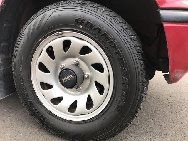 ノマド 4WD 5名乗り 5MT 記録簿 ノーマル車(15枚目)