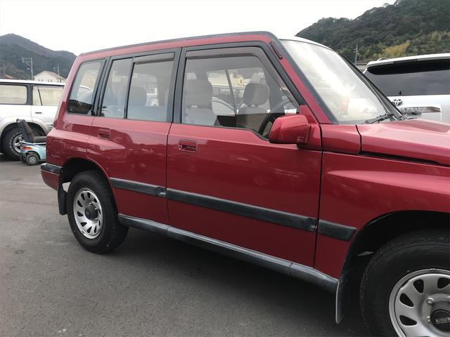 ノマド 4WD 5名乗り 5MT 記録簿 ノーマル車(17枚目)