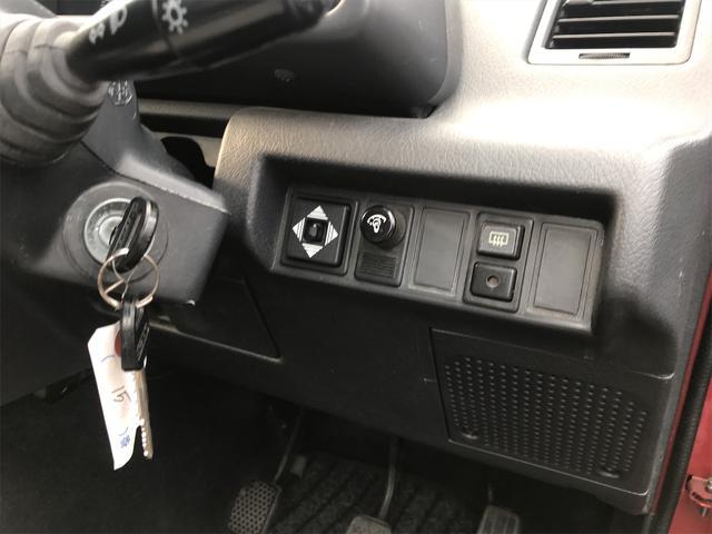 ノマド 4WD 5名乗り 5MT 記録簿 ノーマル車(32枚目)
