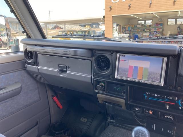 「トヨタ」「ランドクルーザー70」「SUV・クロカン」「山口県」の中古車39