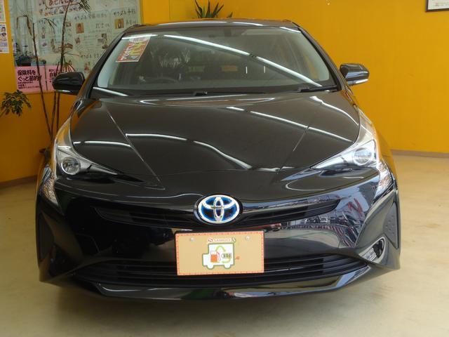トヨタ プリウス S 新品ナビTV ハイブリッド LED メーカー保証付