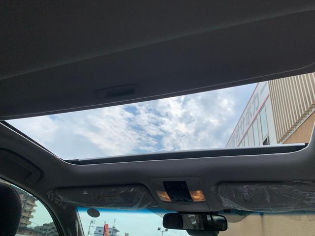TX 新品ナビテレビ ブルートゥース対応 トヨタセーフティーセンス 新車メーカー保証令和7年7月 7人乗り ディーゼル サンルーフ オートクルーズ プッシュスタート オートエアコン 2800ディゼル(22枚目)