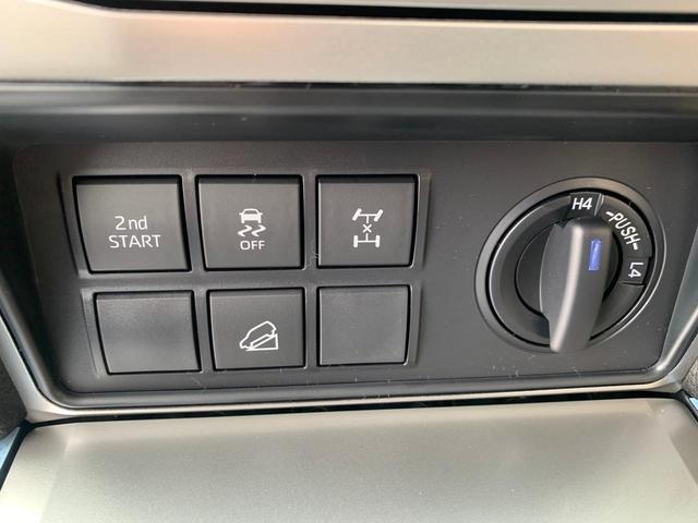 TX 新品ナビテレビ ブルートゥース対応 トヨタセーフティーセンス 新車メーカー保証令和7年7月 7人乗り ディーゼル サンルーフ オートクルーズ プッシュスタート オートエアコン 2800ディゼル(27枚目)