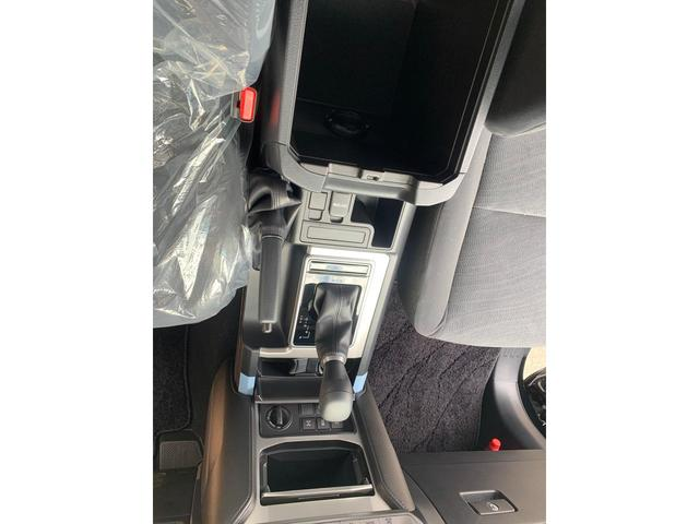 TX 新品ナビテレビ ブルートゥース対応 トヨタセーフティーセンス 新車メーカー保証令和7年7月 7人乗り ディーゼル サンルーフ オートクルーズ プッシュスタート オートエアコン 2800ディゼル(30枚目)
