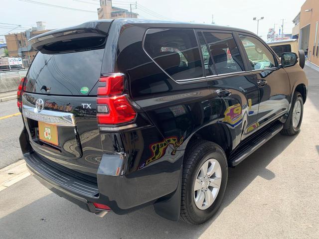 TX 新品ナビテレビ ブルートゥース対応 トヨタセーフティーセンス 新車メーカー保証令和7年7月 7人乗り ディーゼル サンルーフ オートクルーズ プッシュスタート オートエアコン 2800ディゼル(45枚目)
