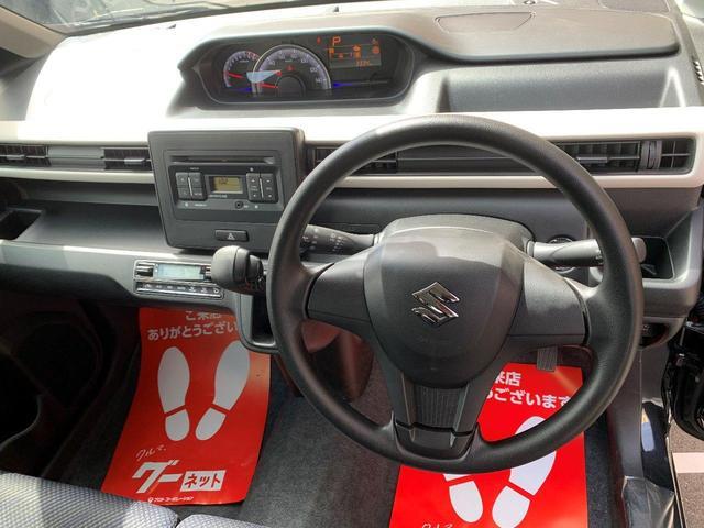 ハイブリッドFX 新品ナビTV Bluetooth対応 スズキセーフティーセンス 新車メーカー保証令和7年1月10万キロ 安全ブレーキ プッシュスタート  キーフリー オートエアコン(19枚目)