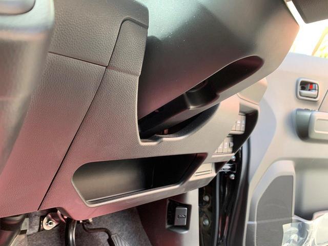 ハイブリッドFX 新品ナビTV Bluetooth対応 スズキセーフティーセンス 新車メーカー保証令和7年1月10万キロ 安全ブレーキ プッシュスタート  キーフリー オートエアコン(23枚目)