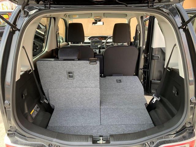 ハイブリッドFX 新品ナビTV Bluetooth対応 スズキセーフティーセンス 新車メーカー保証令和7年1月10万キロ 安全ブレーキ プッシュスタート  キーフリー オートエアコン(37枚目)