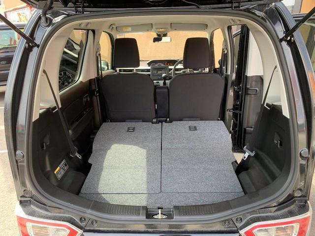 ハイブリッドFX 新品ナビTV Bluetooth対応 スズキセーフティーセンス 新車メーカー保証令和7年1月10万キロ 安全ブレーキ プッシュスタート  キーフリー オートエアコン(39枚目)