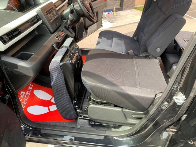 ハイブリッドFX 新品ナビTV Bluetooth対応 スズキセーフティーセンス 新車メーカー保証令和7年1月10万キロ 安全ブレーキ プッシュスタート  キーフリー オートエアコン(45枚目)