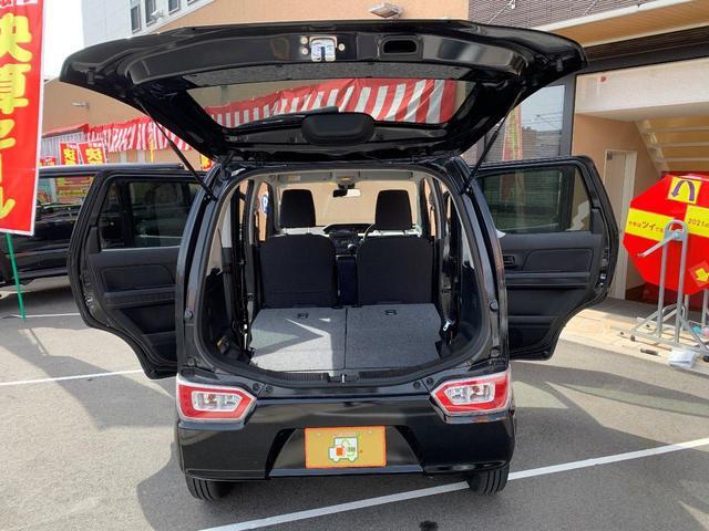 ハイブリッドFX 新品ナビTV Bluetooth対応 スズキセーフティーセンス 新車メーカー保証令和7年1月10万キロ 安全ブレーキ プッシュスタート  キーフリー オートエアコン(53枚目)