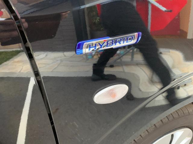 ハイブリッドFX 新品ナビテレビ ブルートゥース対応 新車保証令和5年9月 ハイブリッド 安全ブレーキ キーフリー プッシュスタート オートエアコン オートライト 電動格納ミラー(20枚目)