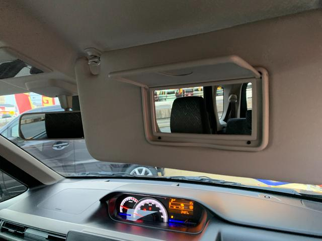 ハイブリッドFX 新品ナビテレビ ブルートゥース対応 新車保証令和5年9月 ハイブリッド 安全ブレーキ キーフリー プッシュスタート オートエアコン オートライト 電動格納ミラー(22枚目)