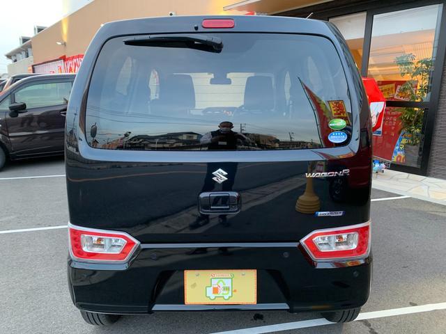 ハイブリッドFX 新品ナビテレビ ブルートゥース対応 新車保証令和5年9月 ハイブリッド 安全ブレーキ キーフリー プッシュスタート オートエアコン オートライト 電動格納ミラー(33枚目)