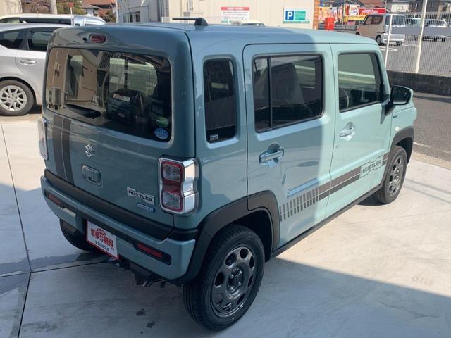 ハイブリッドG 新品ナビTV Bluetooth対応  安全ブレーキ サポカー 新車メーカー保証令和8年1月10万キロ シートヒーター プッシュスタート キーフリー オートエアコン オートライト(45枚目)