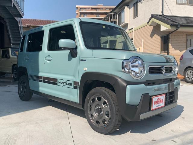 ハイブリッドG 新品ナビTV Bluetooth対応  安全ブレーキ サポカー 新車メーカー保証令和8年1月10万キロ シートヒーター プッシュスタート キーフリー オートエアコン オートライト(47枚目)