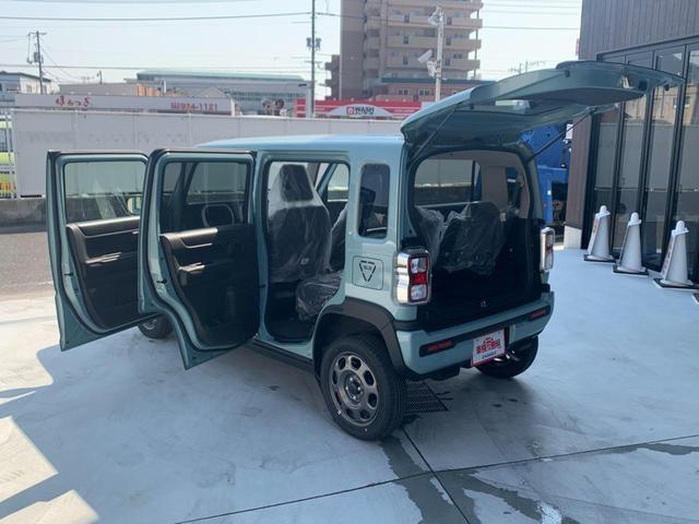 ハイブリッドG 新品ナビTV Bluetooth対応  安全ブレーキ サポカー 新車メーカー保証令和8年1月10万キロ シートヒーター プッシュスタート キーフリー オートエアコン オートライト(53枚目)