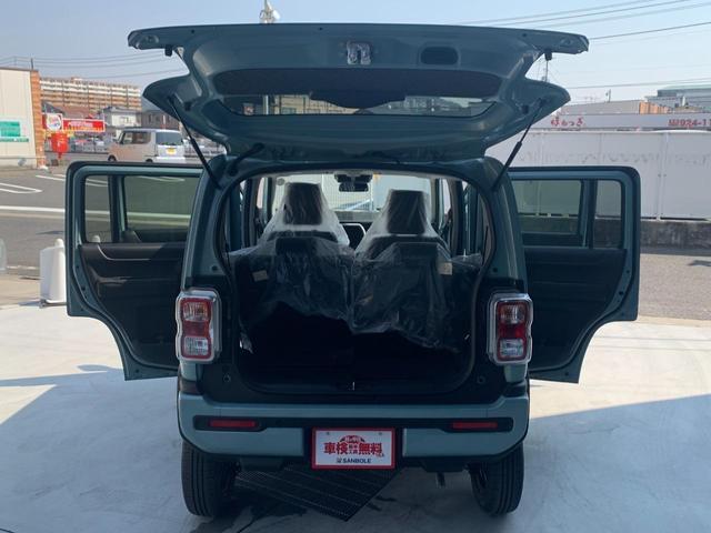 ハイブリッドG 新品ナビTV Bluetooth対応  安全ブレーキ サポカー 新車メーカー保証令和8年1月10万キロ シートヒーター プッシュスタート キーフリー オートエアコン オートライト(54枚目)