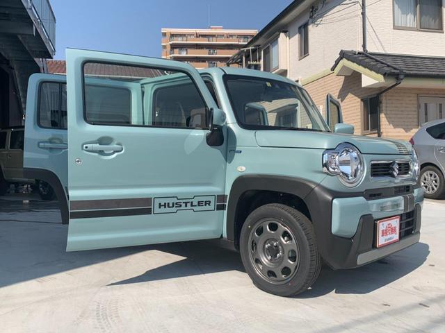 ハイブリッドG 新品ナビTV Bluetooth対応  安全ブレーキ サポカー 新車メーカー保証令和8年1月10万キロ シートヒーター プッシュスタート キーフリー オートエアコン オートライト(58枚目)