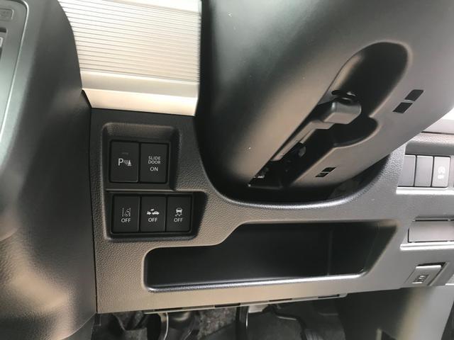 ハイブリッドX 新車保証5年10万キロ サポカー スマートキー 盗難防止システム 禁煙車 クリアランスソナー ベンチシート フルフラット シートヒーター アイドリングストップ(11枚目)