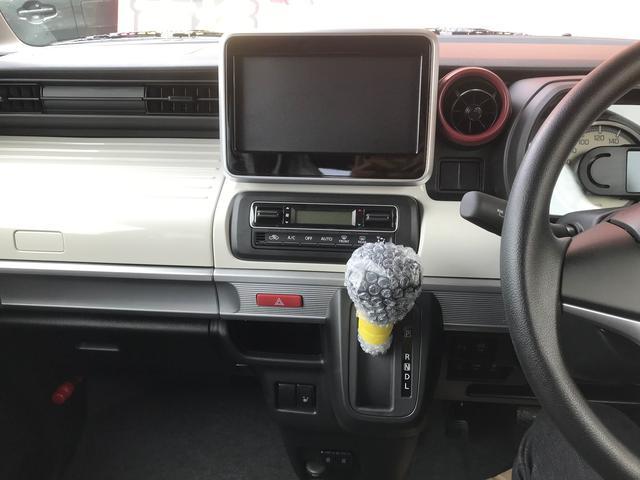 ハイブリッドX 新車保証5年10万キロ サポカー スマートキー 盗難防止システム 禁煙車 クリアランスソナー ベンチシート フルフラット シートヒーター アイドリングストップ(13枚目)
