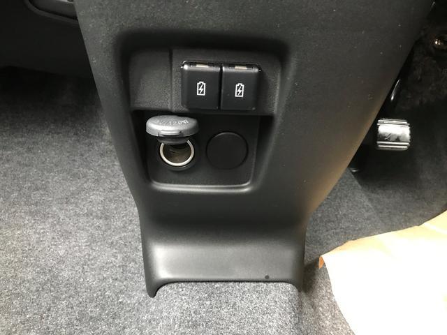 ハイブリッドX 新車保証5年10万キロ サポカー スマートキー 盗難防止システム 禁煙車 クリアランスソナー ベンチシート フルフラット シートヒーター アイドリングストップ(16枚目)