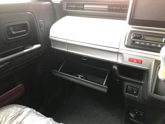 ハイブリッドX 新車保証5年10万キロ サポカー スマートキー 盗難防止システム 禁煙車 クリアランスソナー ベンチシート フルフラット シートヒーター アイドリングストップ(17枚目)