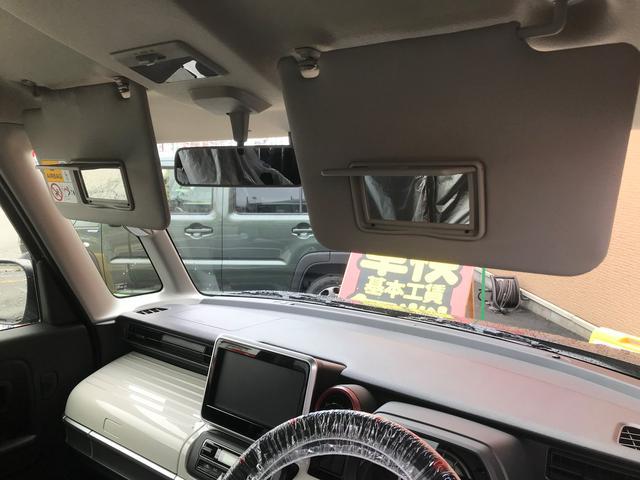 ハイブリッドX 新車保証5年10万キロ サポカー スマートキー 盗難防止システム 禁煙車 クリアランスソナー ベンチシート フルフラット シートヒーター アイドリングストップ(21枚目)