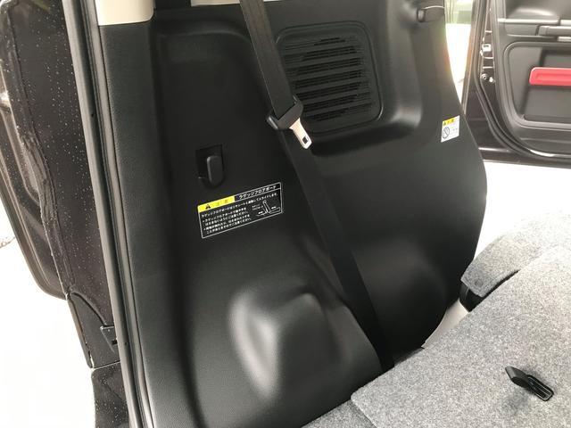 ハイブリッドX 新車保証5年10万キロ サポカー スマートキー 盗難防止システム 禁煙車 クリアランスソナー ベンチシート フルフラット シートヒーター アイドリングストップ(26枚目)