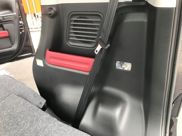 ハイブリッドX 新車保証5年10万キロ サポカー スマートキー 盗難防止システム 禁煙車 クリアランスソナー ベンチシート フルフラット シートヒーター アイドリングストップ(27枚目)