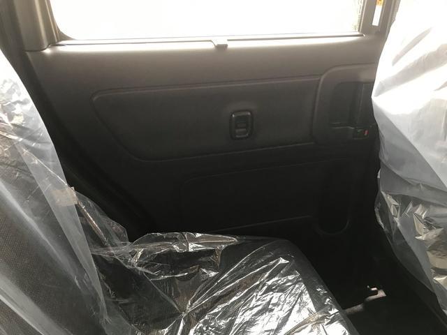 ハイブリッドX 新車保証5年10万キロ サポカー スマートキー 盗難防止システム 禁煙車 クリアランスソナー ベンチシート フルフラット シートヒーター アイドリングストップ(32枚目)