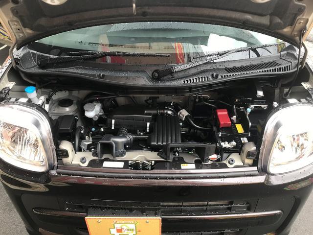 ハイブリッドX 新車保証5年10万キロ サポカー スマートキー 盗難防止システム 禁煙車 クリアランスソナー ベンチシート フルフラット シートヒーター アイドリングストップ(33枚目)