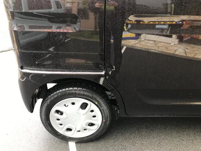 ハイブリッドX 新車保証5年10万キロ サポカー スマートキー 盗難防止システム 禁煙車 クリアランスソナー ベンチシート フルフラット シートヒーター アイドリングストップ(43枚目)