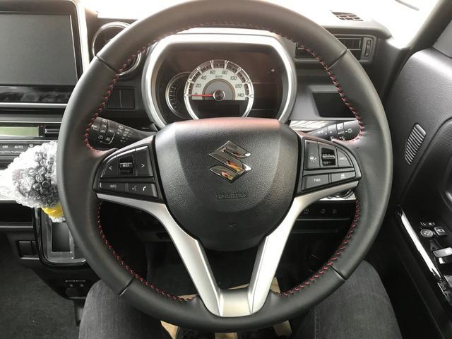 ハイブリッドXS 新車保証5年10万キロ スマートキー 禁煙車 オートライト レーンアシスト LEDヘッドランプ シートヒーター クリアランスソナー エアロ 盗難防止システム(10枚目)