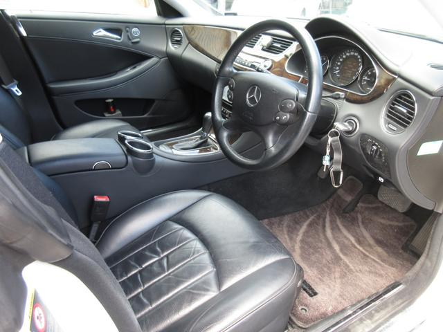 メルセデス・ベンツ M・ベンツ CLS350 AMGエアロ ディーラー車 右ハンドル