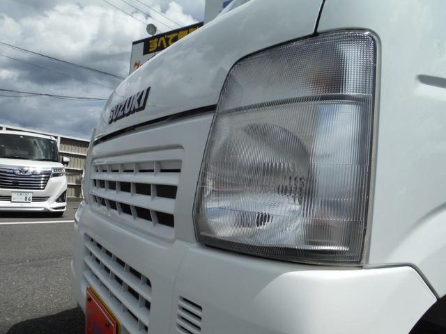 スズキ キャリイトラック KCエアコン・パワステ 4WD ライトレベライザー 5速MT