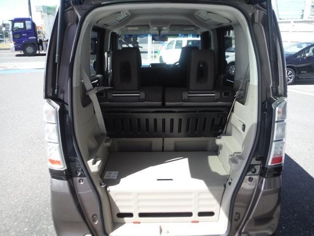 ホンダ N BOX+ G・ターボパッケージ ホワイトルーフ アイドリングストップ