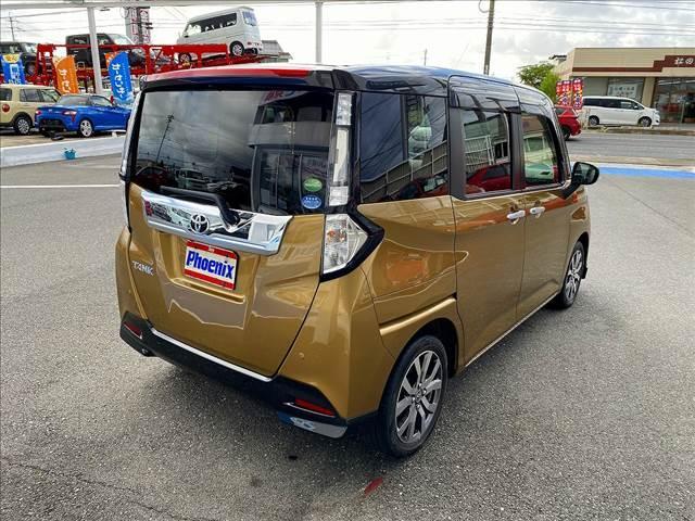 「トヨタ」「タンク」「ミニバン・ワンボックス」「鳥取県」の中古車5