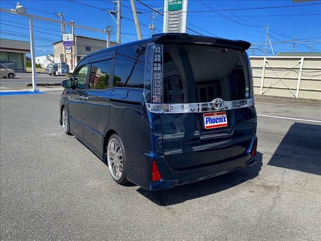 「トヨタ」「ヴォクシー」「ミニバン・ワンボックス」「鳥取県」の中古車7