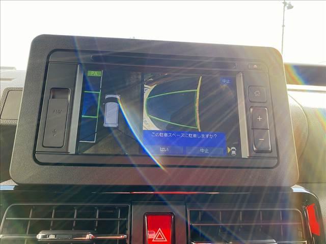 カスタムRS 現行型!自動駐車!全方位カメラ!アクティブクルコン!黒Hレザー!両側電動ドア!LEDヘッド!スマートキー!ウィンカーM!ETC!オートハイビーム!DVD再生!AUX&USB接続!専用エアロス&AW!(13枚目)