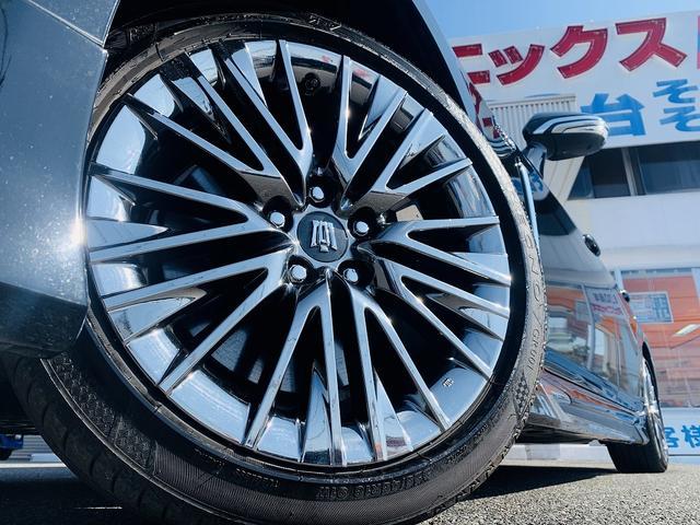 「トヨタ」「クラウンハイブリッド」「セダン」「鳥取県」の中古車9