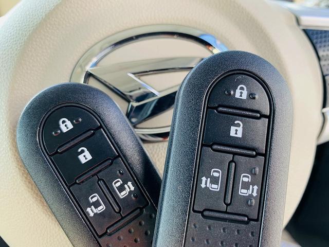 Xメイクアップリミテッド SAIII 4WD・フルセグナビ・パノラマモニター・スマアシ3・両側電動D・スマートキー・Pスタート・Aストップ・DVD再生・Bt&USB&SD接続・Rソナー・車線逸脱警報・横滑防止・オートハイビーム&ミラー(20枚目)