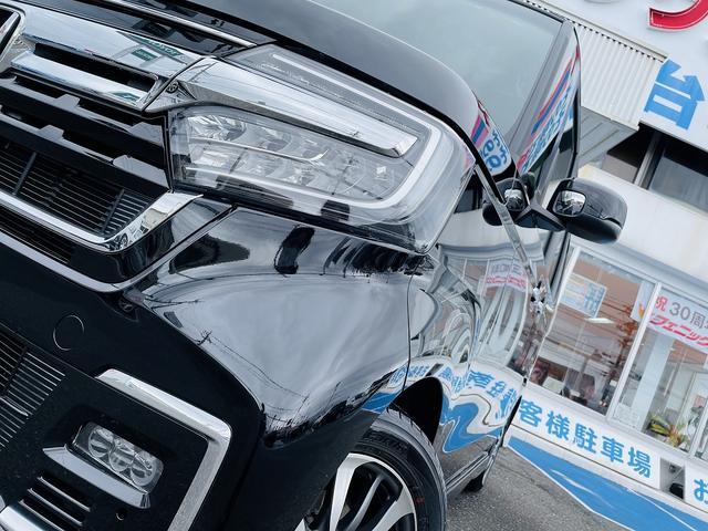 L ホンダセンシング・ナビ装着PKG・電動ドア・LEDライト・スマートキー・Pスタート・前席シートヒーター・クルコン・ウィンカーM・横滑防止・車線逸脱警報・専用エアロスタイル&AW・燃費27Km/L(11枚目)