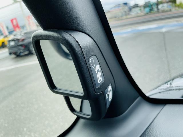 L ホンダセンシング・ナビ装着PKG・電動ドア・LEDライト・スマートキー・Pスタート・前席シートヒーター・クルコン・ウィンカーM・横滑防止・車線逸脱警報・専用エアロスタイル&AW・燃費27Km/L(31枚目)