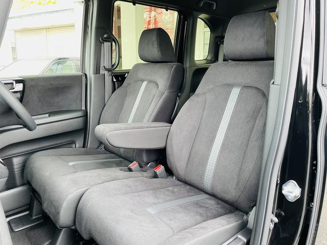L ホンダセンシング・ナビ装着PKG・電動ドア・LEDライト・スマートキー・Pスタート・前席シートヒーター・クルコン・ウィンカーM・横滑防止・車線逸脱警報・専用エアロスタイル&AW・燃費27Km/L(40枚目)